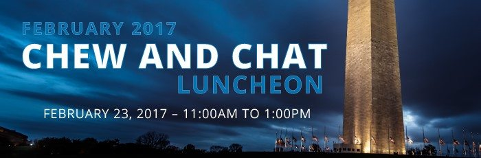February 2017 CISAC Networking Lunch