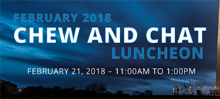 February 2018 CISAC Networking Lunch